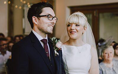 oldwalls wedding day