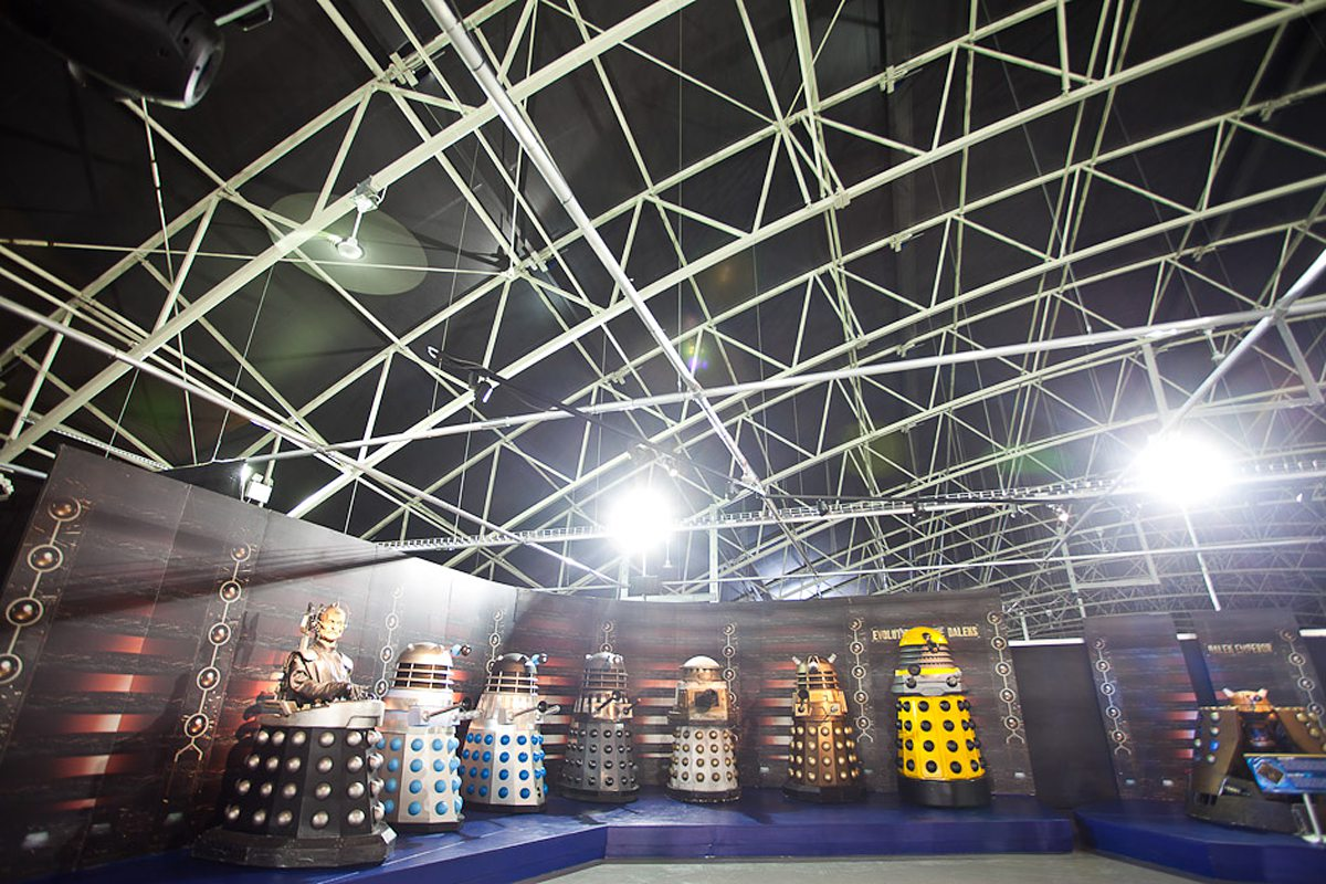 dr who centre